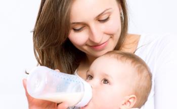 تغذیه فرزند دوم با شیر خشک