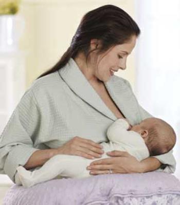تشخیص و علل کم بودن شیر مادر