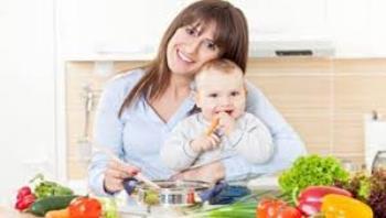 رژیم غذایی مادر در دوران شیردهی
