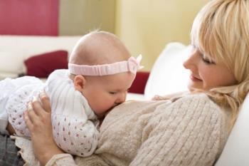 مزایای شیر مادر برای نوزاد