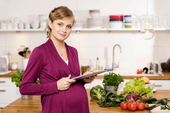بهبود رژیم غذایی در دوران بارداری