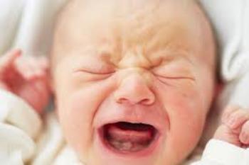 گریه شبانه نوزادان