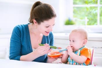 ناآرام بودن کودکان زمان غذا خوردن