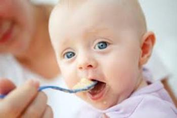 غذای کمکی ده ماهگی شیرخوار