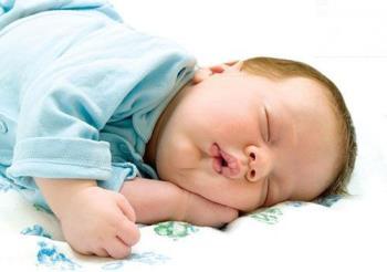 الگوی خواب نوزادان