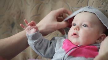 برانگیختن احساس شور و شوق در کودک چهار ماهه