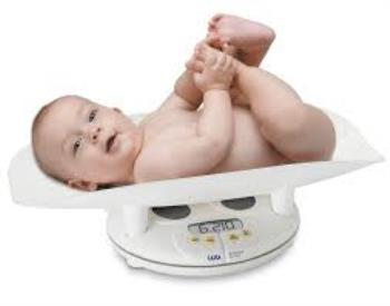 میزان رشد شیرخوار در یکسال اول زندگی