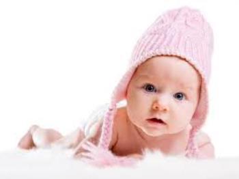 هفته ششم رشد نوزاد