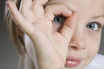 چشم و بینایی کودک