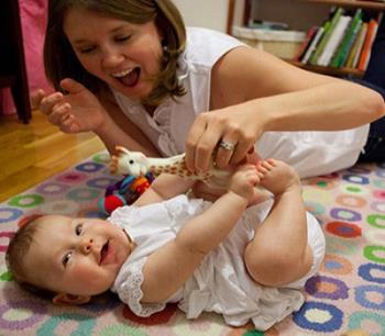 رشد مهارتهای دستی در کودکان - قسمت اول
