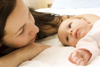 پرورش حواس نوزاد