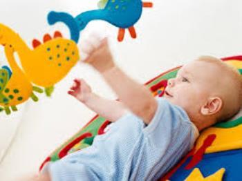 هفته شانزدهم رشد نوزاد