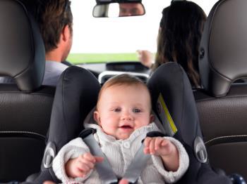 مسافرت با نوزاد
