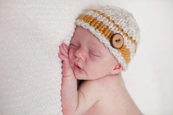 کودک در 1 ماهگی