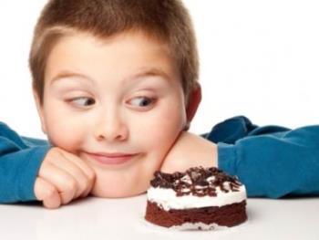رژیم غذایی متعادل کودکان