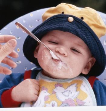 اصول رفتار در تغذیه کودکان 1 تا 3 ساله