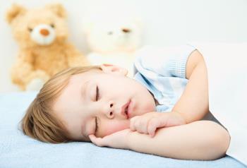 کم خوابی در  کودکان نوپا