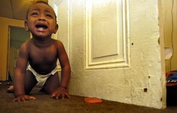 مسمومیت با سرب در کودکان