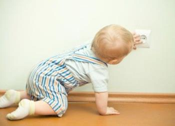آسیب های الکتریکی در کودکان