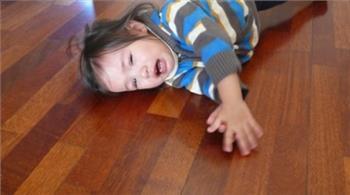 عادات منفی در کودکان یکساله