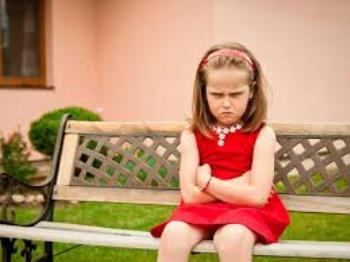 کنترل خشم کودک