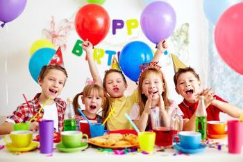کودک و مهمانی