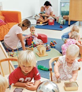 کودکان و مهد کودک