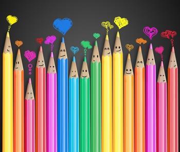 تحلیل عوامل پیرامونی در نقاشی کودکان