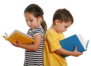 پرورش کودک سه ساله کتابخوان
