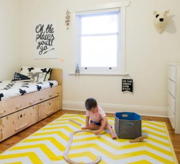 اتاق کودک سه ساله