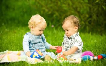 ادب و تربیت کردن کودک یکساله – بخش دوم
