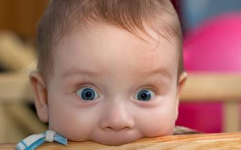 گاز گرفتن در کودک یکساله