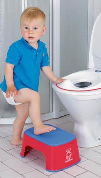 ترس کودکان از توالت های نا آشنا