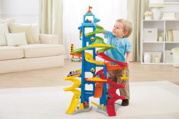 سطح فعالیت کودک دو ساله