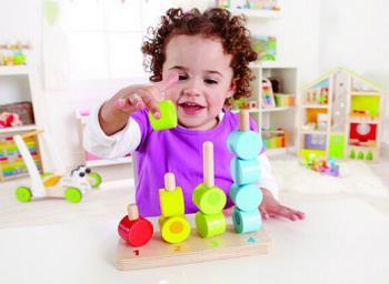 آموزش اعداد به کودک نوپا