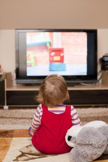 تاثیر تلویزیون بر کودکان