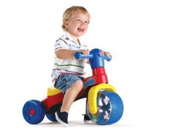 اشیای مورد علاقه ی کودک یکساله