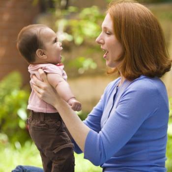 مهارتهای گفتاری در کودکان نوپا