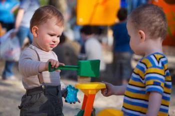 بازی و کودک 3 ساله