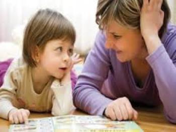 تأخیر در گفتار کودکان