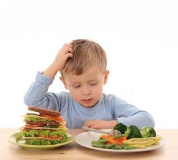 تغذیه کودکان بهانه گیر
