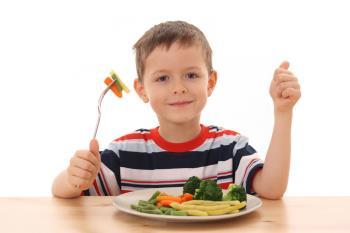 تغذیه خردسالان 3 تا 5 سال