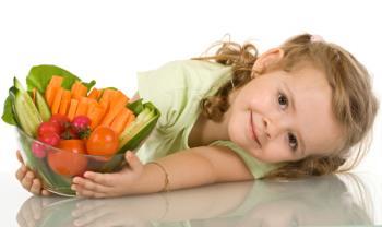 راهنمای تغذیه کودک قبل از دبستان