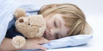 خواب مناسب برای کودک