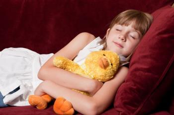 بد خوابیدن کودکان در شب