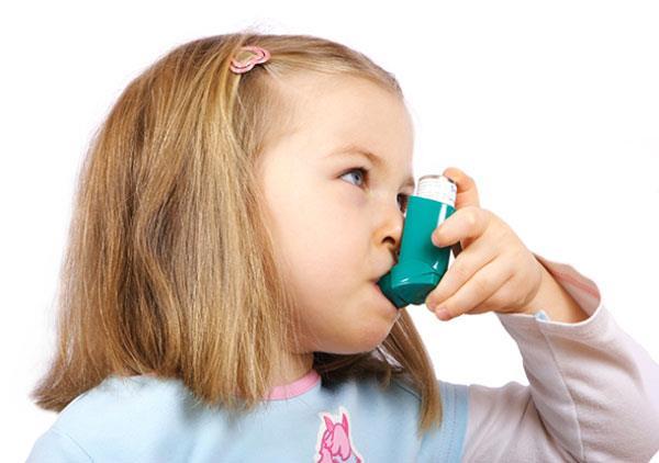 نتیجه تصویری برای آسم کودک