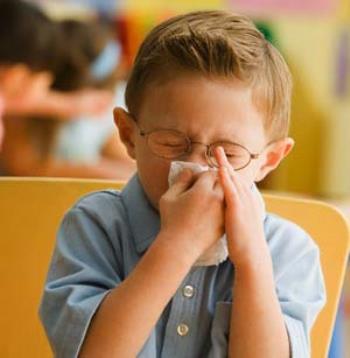 رینیت حساسیتی در کودکان