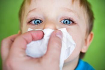 خونریزی بینی کودکان