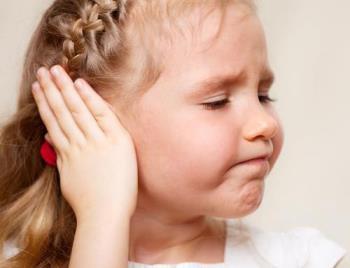 التهاب گوش میانی در کودکان