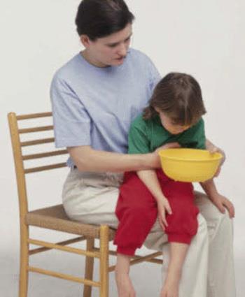 مسمومیت های غذایی در کودکان